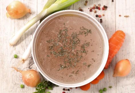 Base de soupe à l'oignon