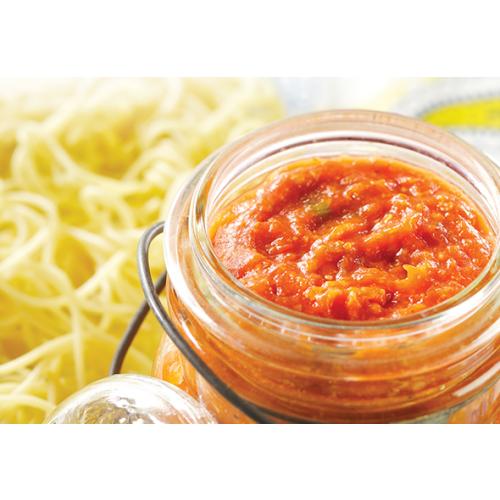 Sauce spaghetti au veau