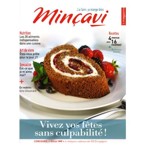 Revue Minçavi No 2 - numérique