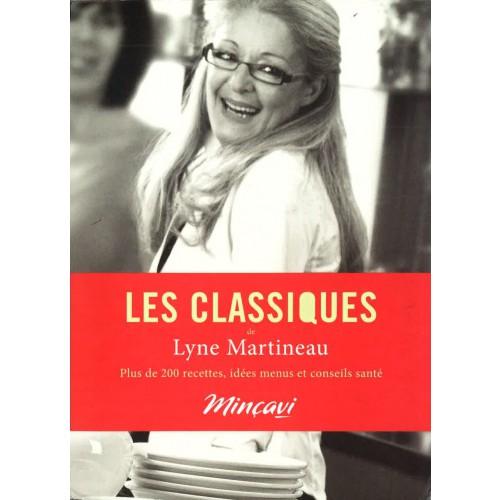 Les classiques de Lyne Martineau - numérique