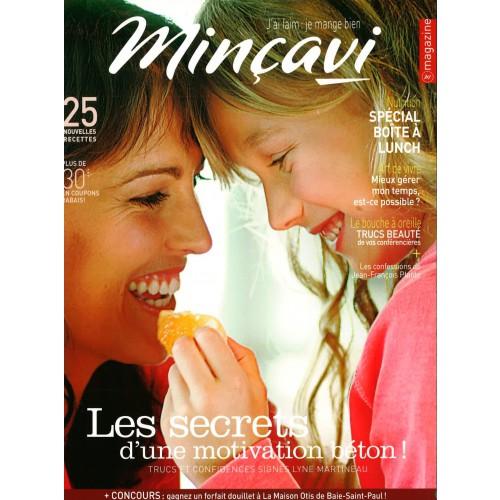 Revue Minçavi No 1 - numérique