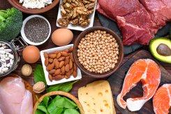 Objectif poids santé : les protéines