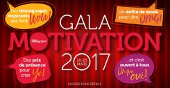 Gala motivation 2017