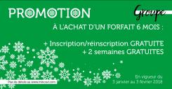 Promotions janvier 2018