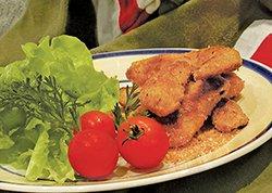 Doigts de poulet BBQ