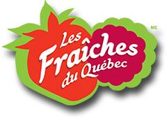 logo fraises et framboises quebec